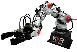 robot mekanik