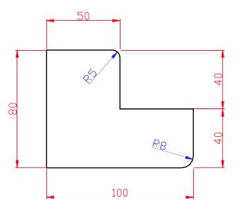 bilgisayar destekli çizim dersi örnekler