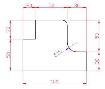 bilgisayar destekli çizim dersi basit örnekler