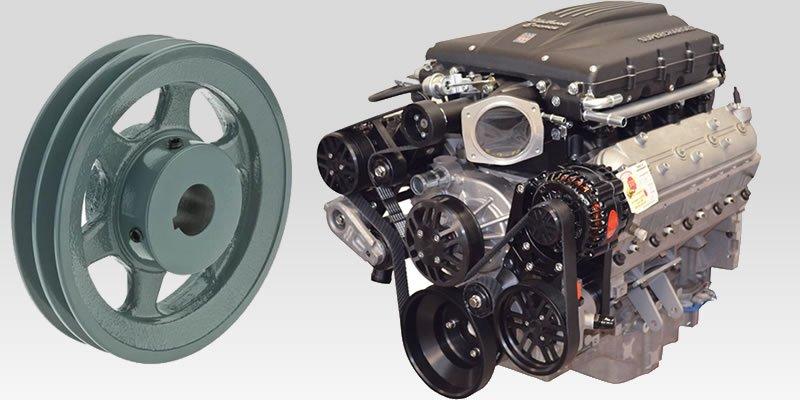 kasnakların kullanımı motor