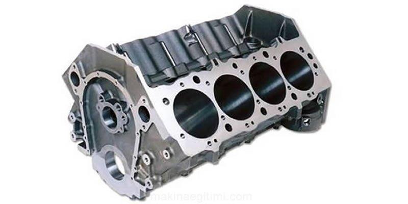 motorun parçaları ve görevleri motor bloğu