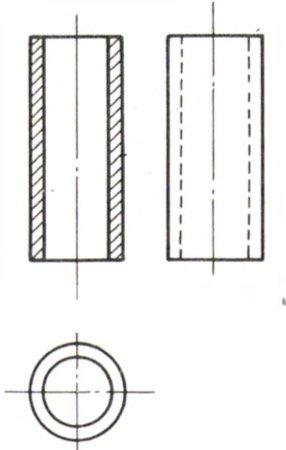 Teknik Resimde Tarama çizgileri Makine Eğitimi