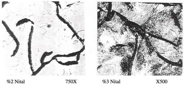 gri dökme demirlerin mikro yapısı