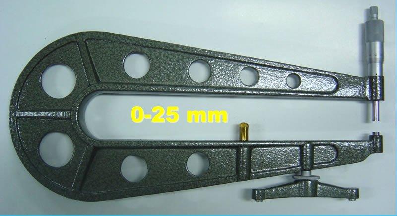 mikrometre çeşitleri ayaklı mikrometre