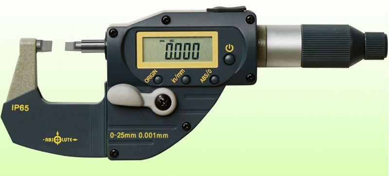 mikrometre çeşitleri bıçak ağızlı