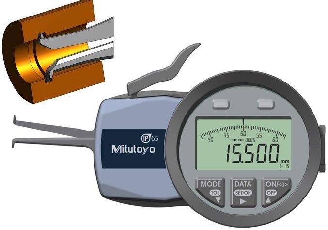 mikrometre çeşitleri delik içi kanal