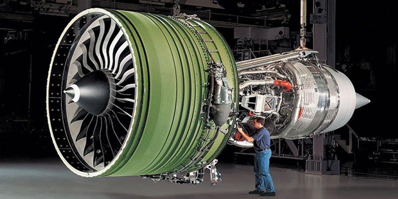 paslanmaz çeliğin kullanım alanları uçak motoru