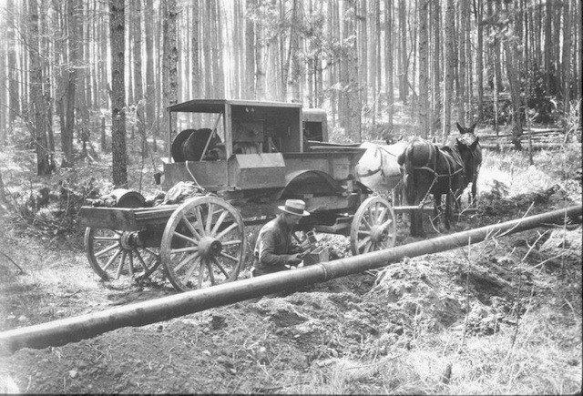 ilk portatif kaynak makinesi