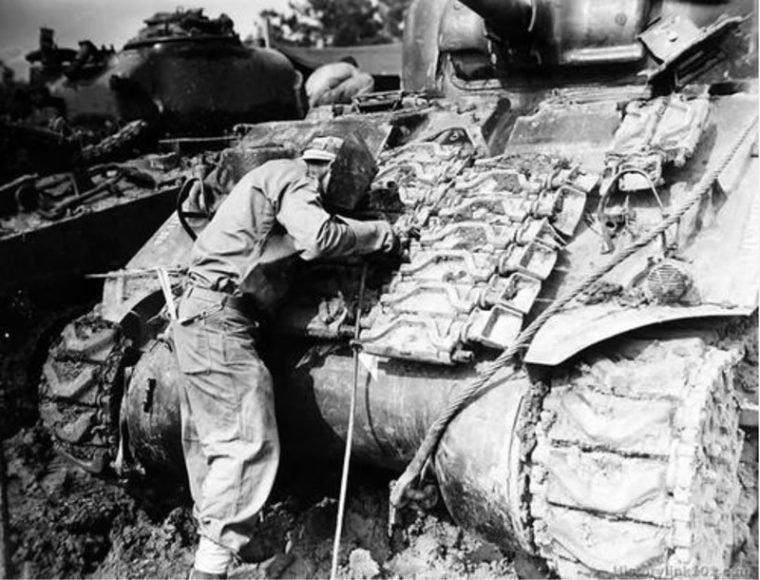 tank kaynakçı 2. dünya savaşı