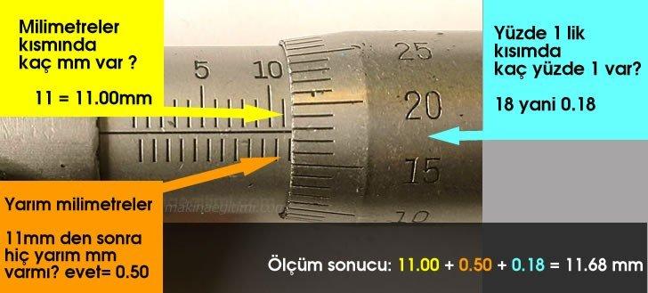 mikrometre soruları ve cavapları 9