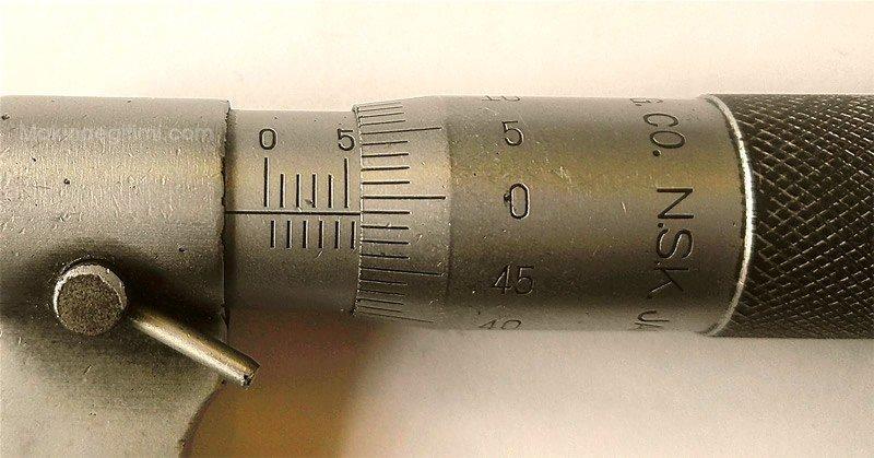 mikrometre ölçüm örnekleri