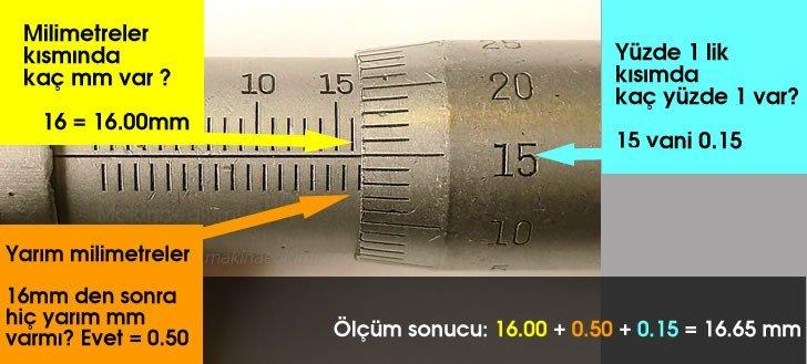mikrometre okuma örnekleri cevap 5