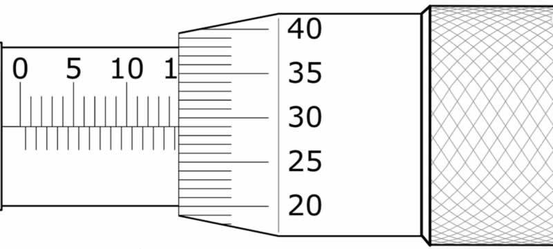 mikrometre soru örnekleri 14.79 mm