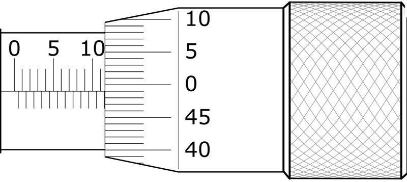 mikrometre soruları 11.49 mm