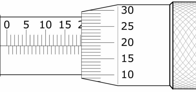 mikrometre soruları 1919