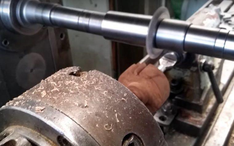 modül freze çakısı ile dişli yapımı