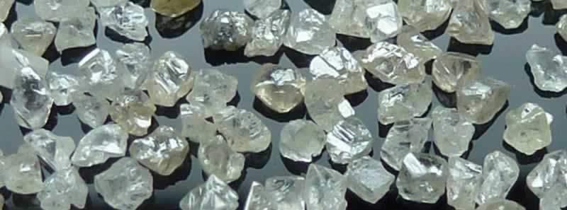 doğal elmaslar