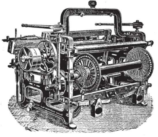dokumacılığın tarihçesi edmund cartwright ilk dokuma makinesi