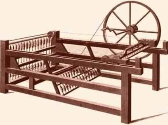 dokumacılık tarihi jenny eski dokuma tezgahı