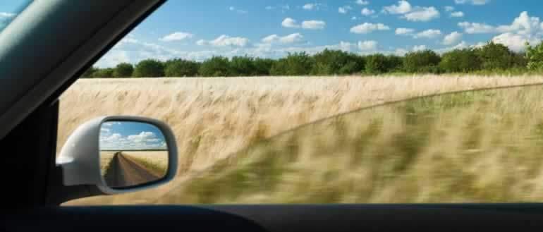 Camlar açık seyahat etmek yakıt tüketimini etkilermi