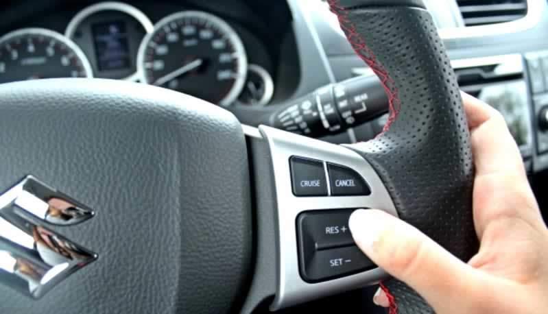 hız sabitleme sistemi ve yakıt tasarrufu