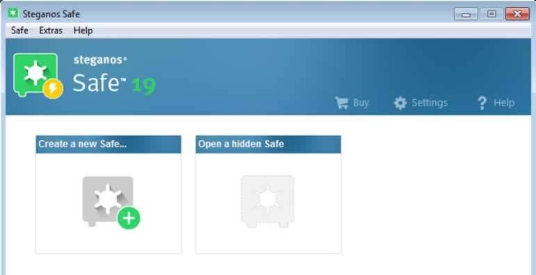 staganos safe dosyaları gizleme programı tanıtım
