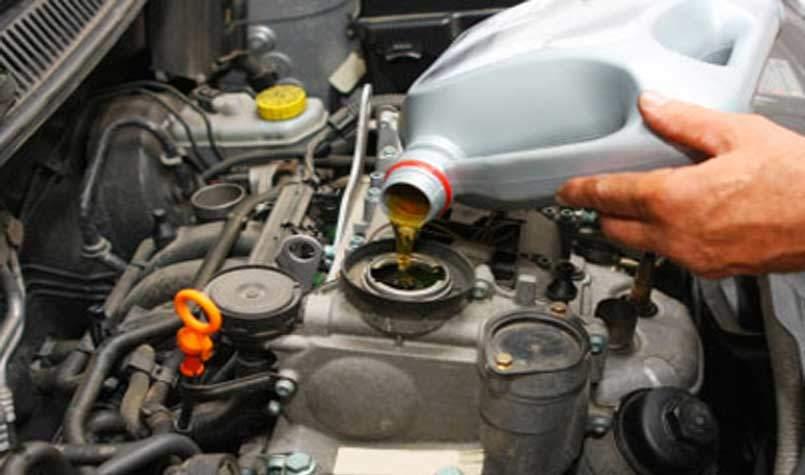araba motor yağı