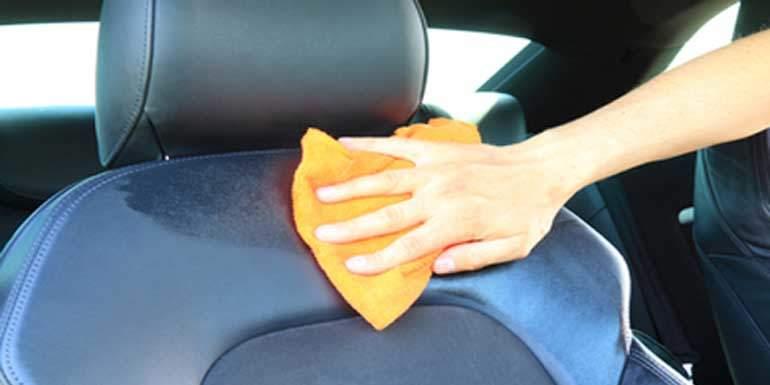 deri koltukların temizliği nasıl yapılır