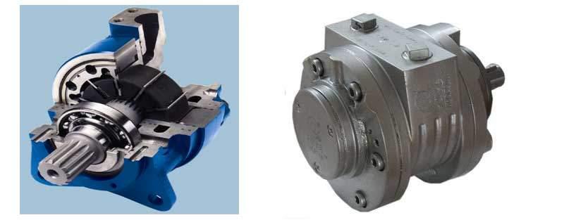 pnömatik motorların çeşitleri paletli tip