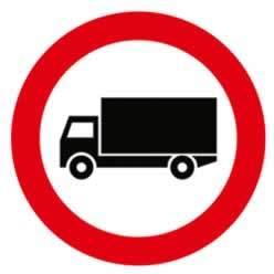 kamyon giremez