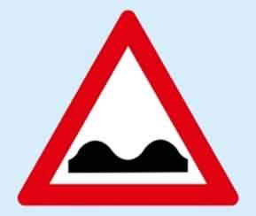 kasisli yol işareti