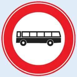 otobüs giremez