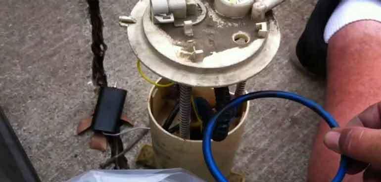 yakıt pompası arızaları