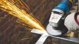Spiral Taşı (Avuç taşlama) ile Çalışırken İş Güvenliği