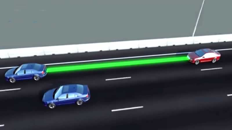 yakıt ekonomisi adaptif seyir kontrolü takip mesafesi