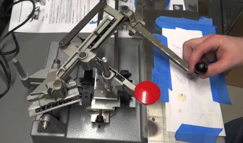 pantograf tezgahı nedir