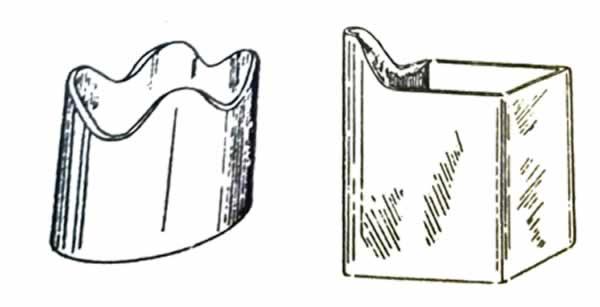 çekme kalıplarıyla Çekilen parçalarda kulaklanma