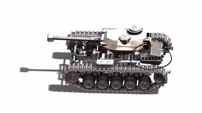tank nasıl çalışır