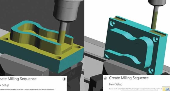 Cad-Cam (Mastercam) Frezeleme İşlem basamakları