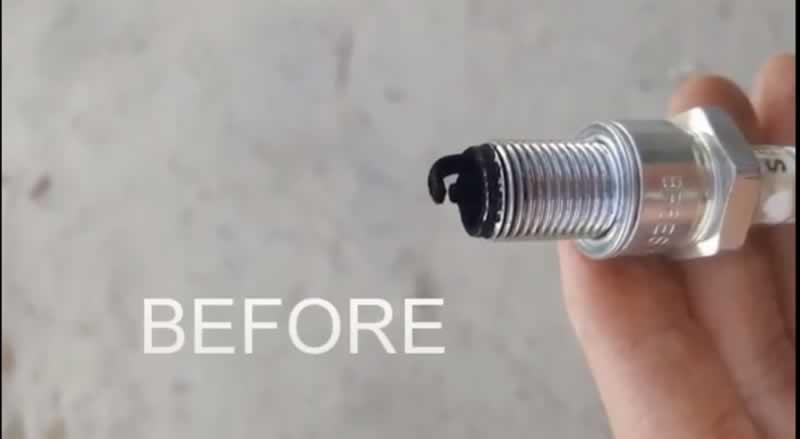buji nasıl temizlenir video