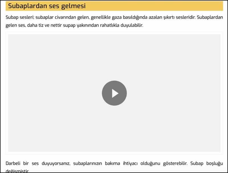 wordpresste youtube videoları bulunan sayfaları hızlandırma