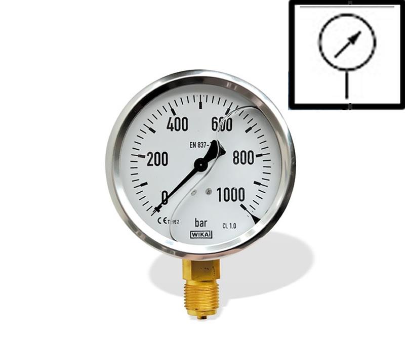 hidrolik manometre