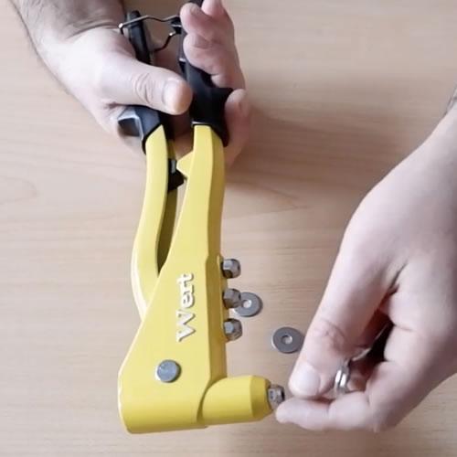 pop perçin tabancası nasıl kullanılır