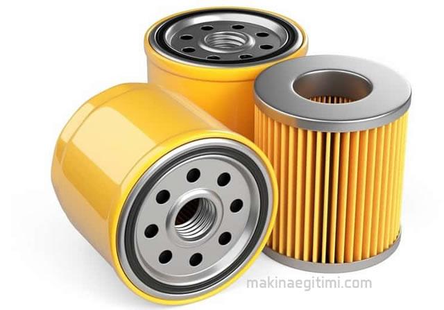 motor yağ filtresi